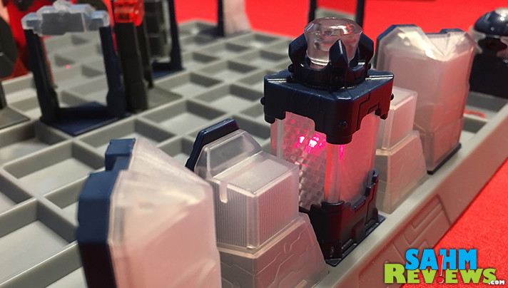 It's a classic game, but with a new, more appropriate name. We take a look at Thinkfun's Laser Chess and compare it with our thrift find, Laser Khet! - SahmReviews.com