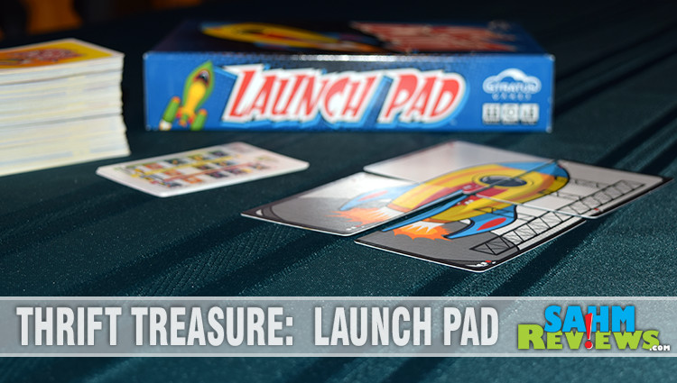Thrift Treasure: Launch Pad Card Game