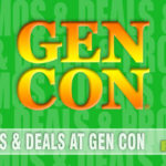 Want the details on all the great promotions and deals at Gen Con 2018? We've got the scoop on all of them at SahmReviews.com!