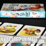Think you're familiar with all card game types? Scare It! by Strawberry Studio doesn't ask you to collect the right cards, you have to leave them behind!
