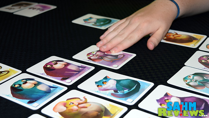 Think you're familiar with all card game types? Scare It! by Strawberry Studio doesn't ask you to collect the right cards, you have to leave them behind! - SahmReviews.com