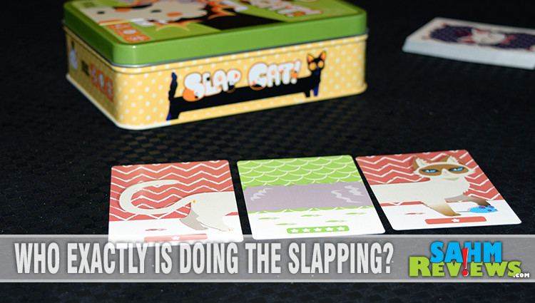 Slap Cat! Card Game Overview