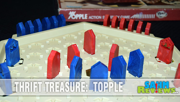 Thrift Treasure: Topple Strategy Game