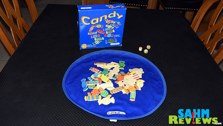 This thrift copy of Candy by beleduc made its way to Iowa all the way from Germany! Do we save it or re-donate it back to thrift? - SahmReviews.com