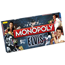 Whether it's a version of Monopoly or a trivia game, there's no lack of Elvis-themed games. Here's the ultimate list to help you start your collection! - SahmReviews.com