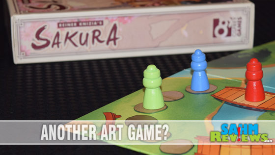 Sakura Board Game Overview