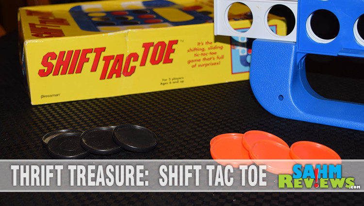 Thrift Treasure: Shift Tac Toe