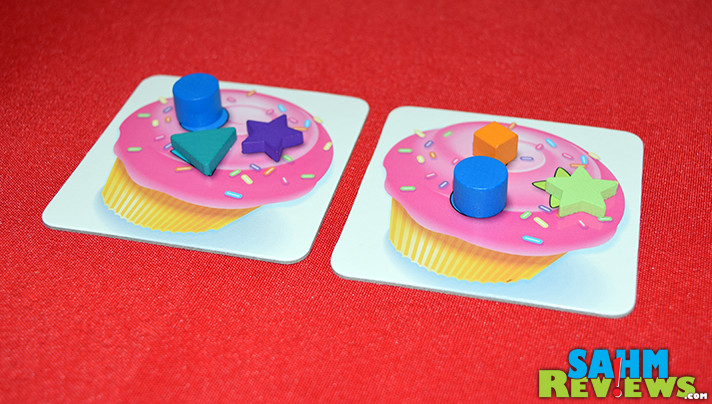 Everyone knows the best part of a cupcake is the sprinkles. Now you can apply them yourself while playing Take the Cake by Gamewright! - SahmReviews.com