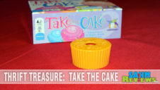 Thrift Treasure: Take the Cake