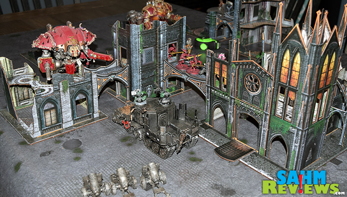 Upgrade Your Game of Warhammer with Terrain from Games06