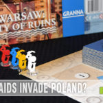 Learn about the history of Warsaw while working to rebuild it in Warsaw: City of Ruins game from North Star Games. - SahmReviews.com