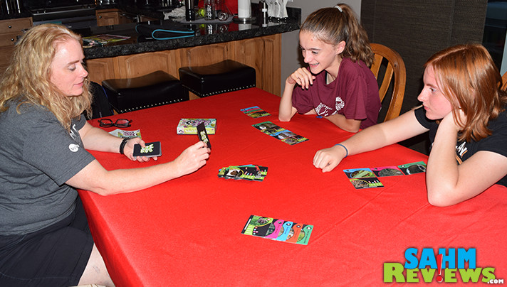 Learn about Michigan's wild plants and animals playing What in the Wild card game from Michigan Department of Natural Resources. - SahmReviews.com
