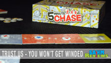 5 Minute Chase Board Game Overview