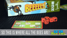 Beeeees! Dice Game Overview