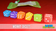 Dice Stack Dexterity Game Overview