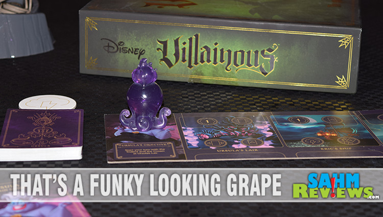 Disney Villainous Card Game Overview