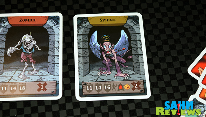 There isn't a better gaming experience than going through a dungeon to do battle with evil. Dungeon Raiders by Devir Games allows us to do it in 20 minutes! - SahmReviews.com