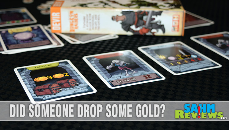Dungeon Raiders Card Game Overview