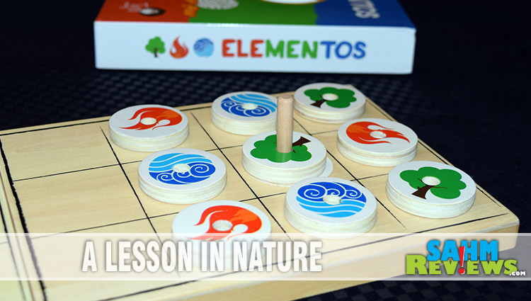 Elementos Abstract Game Overview