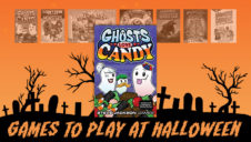 Ghosts Love Candy Game Overview