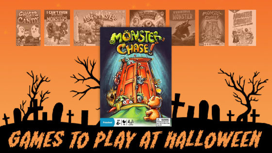 Monster Chase Matching Game Overview