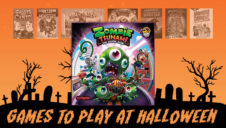 Zombie Tsunami Board Game Overview
