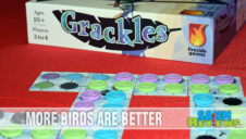 Grackles Abstract Game Overview