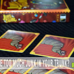 Ringling Bros. and Barnum & Bailey might be gone, but you can still have circus fun. We take a look at CSE Game's Junk in My Trunk and clean up! - SahmReviews.com