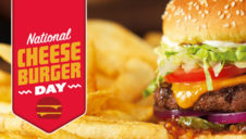 Sept. 18th is National Cheeseburger Day