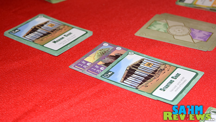 Outpost: Amazon by IDW Games fit the bill exactly to be included in our collection. Find out if we escaped the forest successfully on SahmReviews.com!
