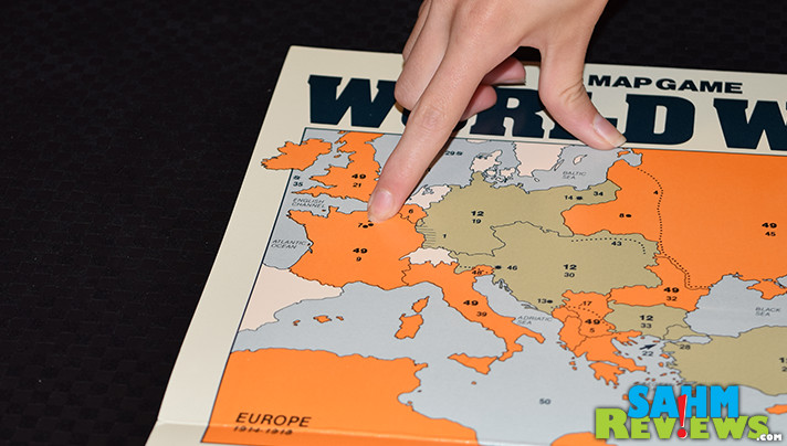 This week's Thrift Treasure wasn't even in the BGG database! Find out more about the World War I Game we found at our local Goodwill! - SahmReviews.com