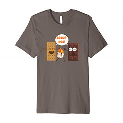 Show your love for S'Mores without excess calories with a variety of s'more themed merchandise including clothing, games, candles, decorations and more! - SahmReviews.com