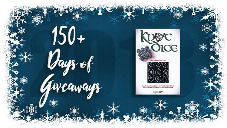 Knot Dice Game Giveaway
