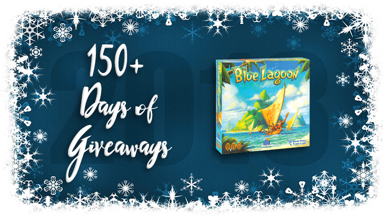 Blue Lagoon Game Giveaway