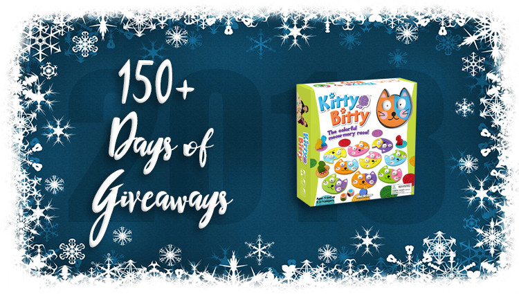 Kitty Bitty Game Giveaway