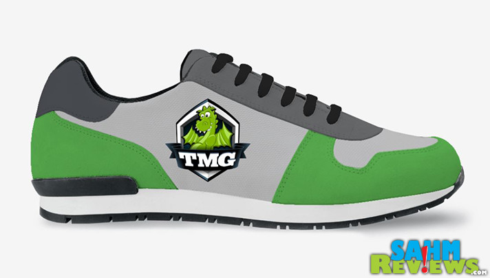 Show off your board game favorites by making custom shoes for game night. We highlight four of the major players who will custom make them for you! - SahmReviews.com
