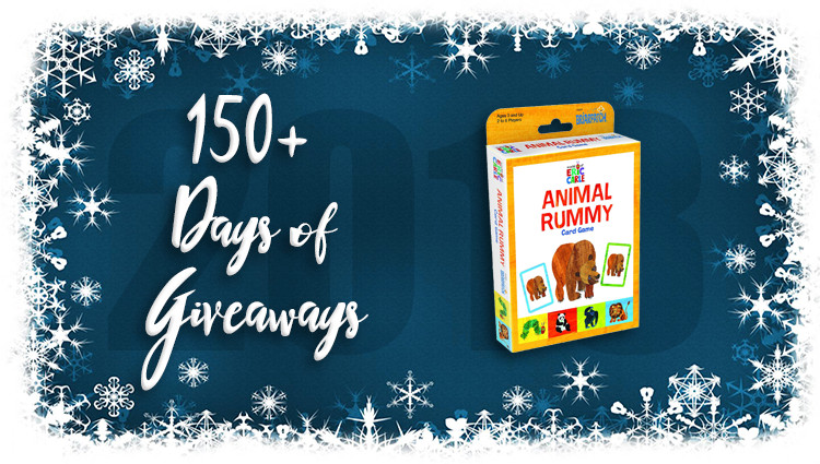 Animal Rummy Game Giveaway