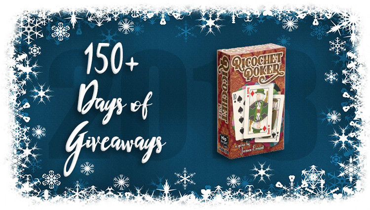 Ricochet Poker Game Giveaway