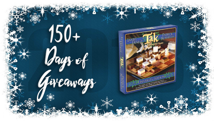 Tak: University Edition Game Giveaway