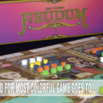 Feudum strategy game from Odd Bird Games offers players multiple paths to victory as you work to earn fame and glory. - SahmReviews.com