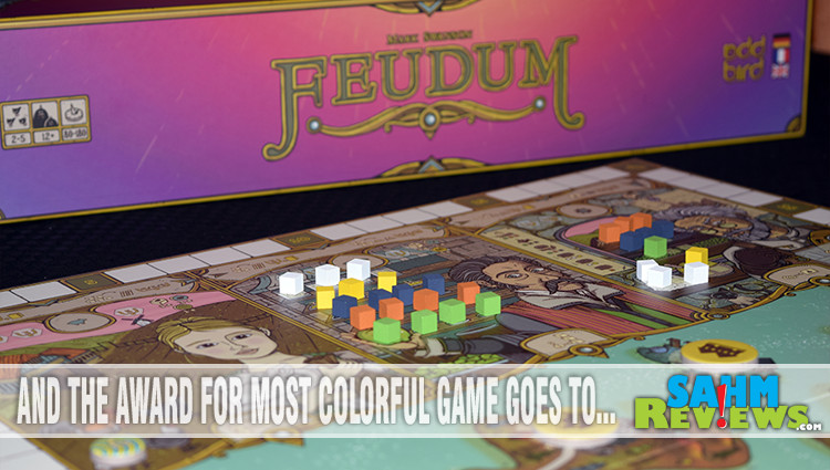 Feudum Strategy Game Overview