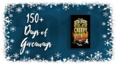 It's an Extra Spooky Heebie-Jeebie Creepy Halloween Book Giveaway