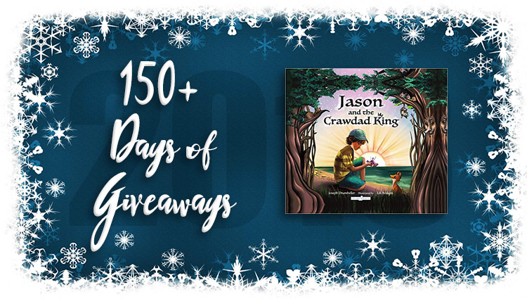 Jason and the Crawdad King Book Giveaway