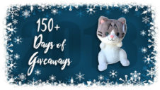 Lil' Bunny Sue Roux Large Plush Giveaway