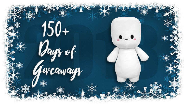Marshfellows Large Plush Giveaway