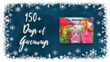 The Adventures of Jam and Jelly Book Giveaway