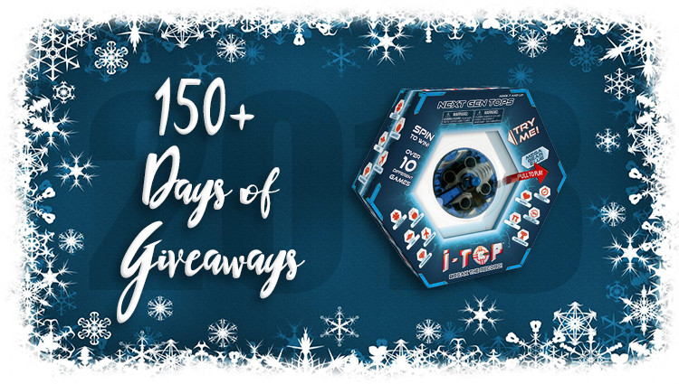 I-Top Electronic Game Giveaway