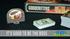 Goodcritters Card Game Overview