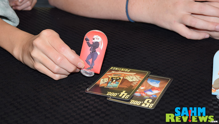 Goodcritters by Arcane Wonders just because a game night staple for when we need a game that supports up to eight players! See more on SahmReviews.com!