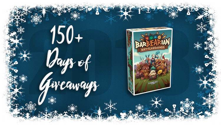 BarBEARian Battlegrounds Game Giveaway